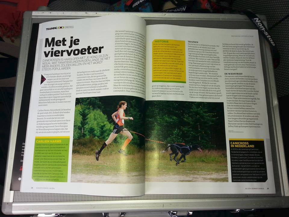 lexgroep.nl Dutch Runner's world magazine